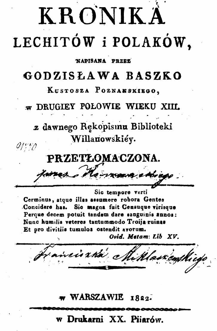 Baszko_jako_autor_Kroniki_wielkopolskiej